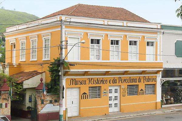 Museu Histórico e da Porcelana de Pedreira